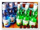 古意古早味 榮泉彈珠汽水(原味/ 6罐裝/塑膠瓶)懷舊零食 兒時回憶 原味 檸檬 水蜜桃 葡萄 鳳梨