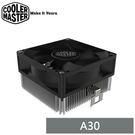 CoolerMaster A30 下吹式 CPU 散熱器 / AMD用散熱器 / RH-A30-25FK-R1