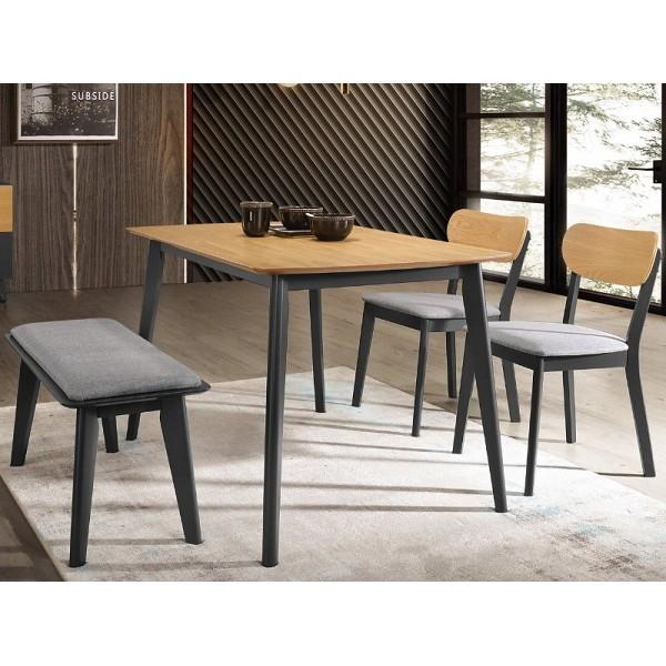 餐桌 MK-959-2 阿拉絲4尺餐桌 (不含餐椅)【大眾家居舘】
