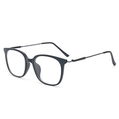 鏡框(方框)-個性百搭時尚流行男女平光眼鏡5色73oe44[巴黎精品]