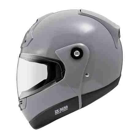 ZEUS 瑞獅安全帽,ZS3030,素/水泥灰