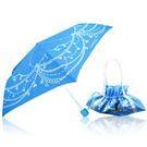 LANEIGE 蘭芝 水漾變色UV折傘(附收納水餃包)【美麗購】