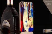 ♥ 俏魔女美人館 ♥【金屬邊框 *彩繪】 HTC Desire 826 手機殼 手機套 保護套