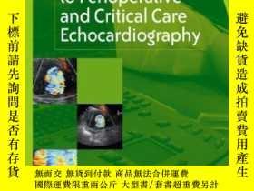二手書博民逛書店Pocket罕見Guide To Perioperative And Critical Care Echocard