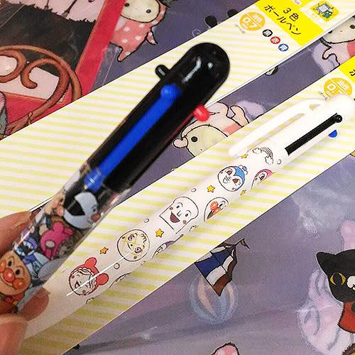 日本麵包超人原子筆胖胖筆3色301784通販屋
