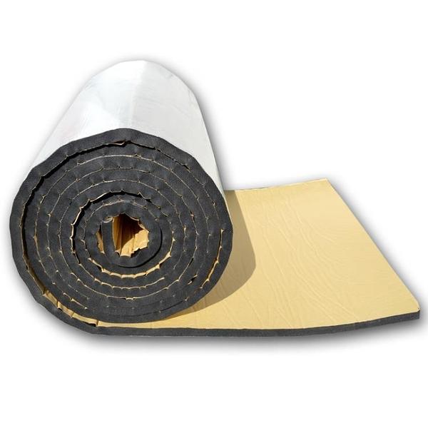 隔熱棉陽光房頂屋頂防曬隔熱材料自粘耐高溫水管防凍保溫棉隔熱板 店慶降價