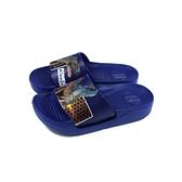 POWER DINOSAUR 拖鞋 戶外 藍色 中童 童鞋 A204718 no058