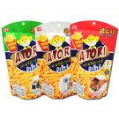 Atori 薯條(25g) 原味/海苔/BBQ【小三美日】