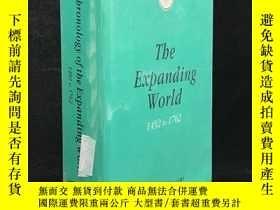 二手書博民逛書店Chronology罕見of the Expanding Wor