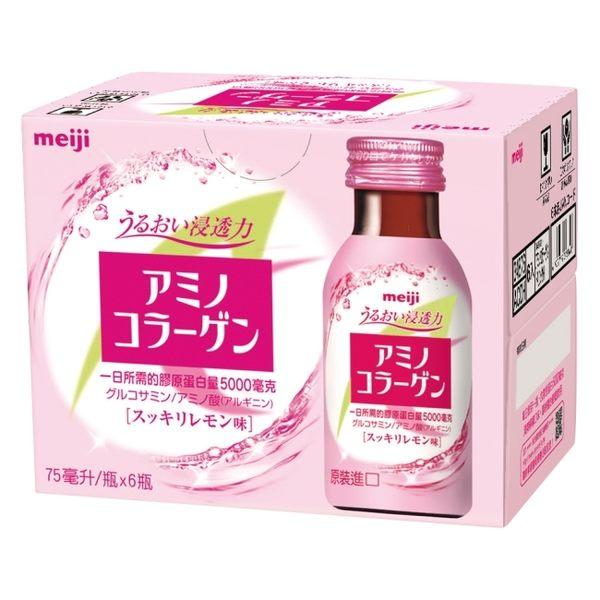 膠原蛋白飲-檸檬口味6入附贈品