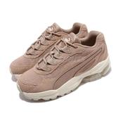 Puma 休閒鞋 Cell Stellar Tonal Wns 棕 金 女鞋 運動鞋 麂皮 老爹鞋 【PUMP306】 37095102