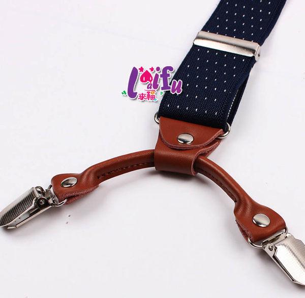 ★草魚妹★k981吊帶四夾3.5cm真皮烏金表演跳舞比賽男女背帶吊帶褲帶夾,售價550元