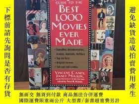 二手書博民逛書店The罕見New York Times Guide To The Best 1,000 Movies Ever M