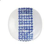 日本製輕量款-  藍帶21.5cm湯盤