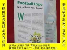 二手書博民逛書店FOOTBALL罕見EXPO 1998年1月號Y19945