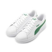 PUMA SMASH V2 L 復古板鞋 白綠 365215-03 男鞋 鞋全家福
