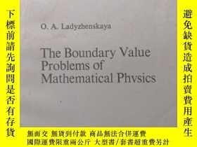 二手書博民逛書店The罕見boundary value problems of