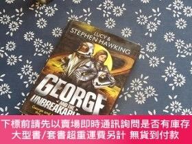 二手書博民逛書店GEORGE罕見AND THE UNBREAKABLE CODEY267682 Stephen Hawking