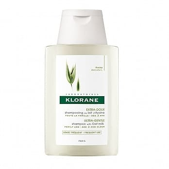 KLORANE 蔻蘿蘭 燕麥全效溫和洗髮精 100ml