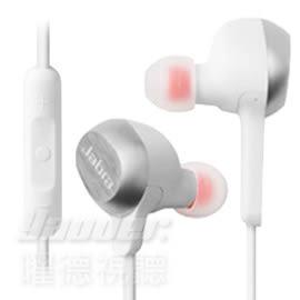 【曜德視聽】JABRA ROX Wireless 白 NFC無線藍芽 防水運動型耳機 可吸附 / 免運 / 送收納盒+運動用品3選1