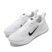 Nike 慢跑鞋 Wmns WearAllDay 白 黑 女鞋 基本款 運動鞋 【ACS】 CJ1677-100