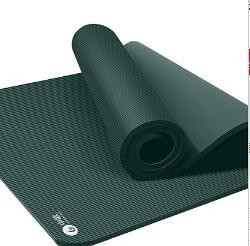 瑜伽墊 男士健身墊初學者瑜伽墊子加厚加寬加長防滑運動瑜珈地墊家用TW【快速出貨八折特惠】