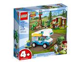 【LEGO 樂高積木】Juniors系列-ToyStory 4 露營車假期 LT-10769