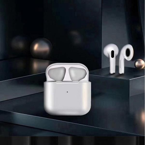 【Love Shop】pro4四代藍牙耳機 1:1無線藍牙耳機5.0 真無線 安卓蘋果通用款