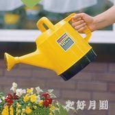 澆水壺兩用澆花澆菜家用園藝工具噴壺 QW6598【衣好月圓】