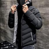 冬季棉衣男裝棉襖男2018新款羽絨衣服學生帥氣冬天外套男士棉服潮
