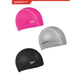 SPEEDO成人 進階型 合成泳帽 Pace- SD872064----0001黑/1341粉/1731銀 三色可選 [陽光樂活]