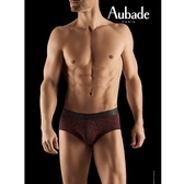 Aubade man-舒棉M-XL三角褲(明星)NEW