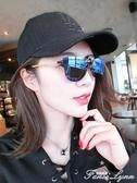 墨鏡夾片女男夾片式太陽鏡大框眼鏡墨鏡開車專用偏光鏡司機潮 范思蓮恩