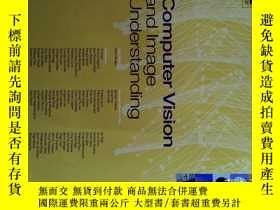 二手書博民逛書店Computer罕見vision and image understanding 12 2017 视觉与图像Y