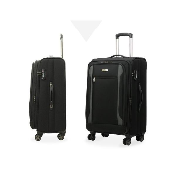 《熊熊先生》賣家推薦 eminent 萬國通路 25吋 旅行箱 V693D 行李箱 雙排大輪組 防潑水 可擴充 商務箱