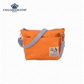【COLORSMITH】CV.方形側背包.CV1367-A-OR