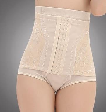 夏季超薄產後收腹束身褲 高腰束腹提臀緊身美體內褲-yish008