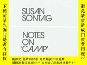 二手書博民逛書店Notes罕見On CampY364153 Susan Sontag Penguin Classics 出版