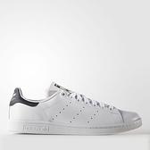 Adidas Stan Smith [M20325] 男女鞋 運動 休閒 網球 復古 經典 潮流 百搭 愛迪達 白藍
