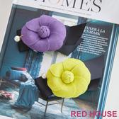 Red House 蕾赫斯-玫瑰花蝴蝶結胸針(共3色)(未滿$499不出貨)