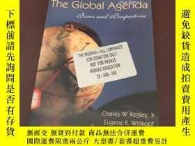 二手書博民逛書店The罕見Global agenda Issues and Pe