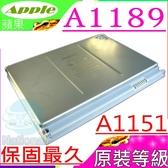 APPLE A1189 電池(原裝等級)-蘋果 A1151,MA458, Pro 17吋,MA092,MA092X,MA611,MA611X,MA897,MA897X,MA458