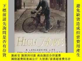 二手書博民逛書店英文原版罕見High Hopes by Billy Hopkin