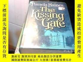 二手書博民逛書店The罕見Kissing GateY249342 Pamela