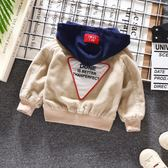 男童外套秋裝2018新款1-3歲5潮韓版燈芯絨兒童嬰兒寶寶夾克男春秋