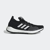 Adidas Pulseboost Hd W [EG1010] 女鞋 運動 休閒 慢跑 馬牌 抓地 情侶 愛迪達 黑白