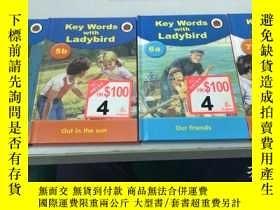 二手書博民逛書店Key罕見Words with Ladybird 5a、5b+6