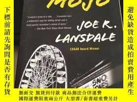 二手書博民逛書店mucho罕見mojo joek.lansdaleY247760