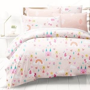 Filtrete 兒童防螨床包組-雙人-童話樂園