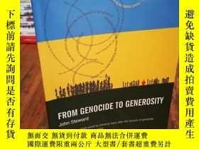二手書博民逛書店From罕見Genocide to Generosity: Ha